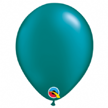 "Pearl Teal 5 inch Balloons - Qualatex 5"" Balloons 100pcs"